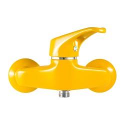 Frisone Bateria prysznicowa żółta EMPTY EM0016G