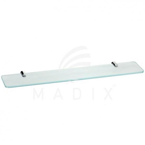 Bagno Associati Półka szklana transparentna Tosca TO113