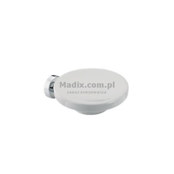 Bagno Associati Mydelniczka ceramiczna wisząca Tratto TR 122 chrom