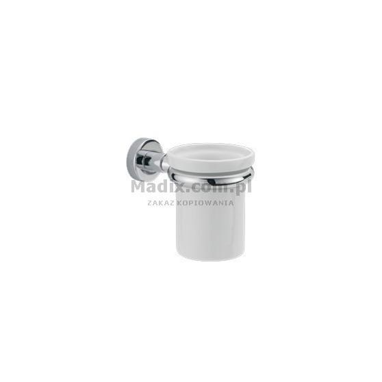 Kubek ceramiczny wiszący Bagno&associati Tratto TR 142 chrom