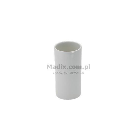 Bagno Associati Kubek ceramiczny Tratto TR 742 chrom