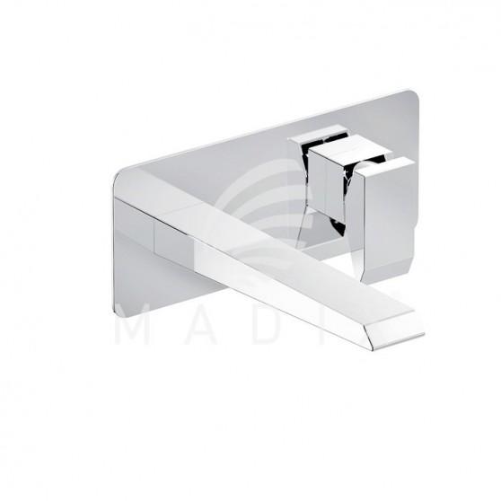 Eurorama Bateria umywalkowa ścienna Shine PE146950VI