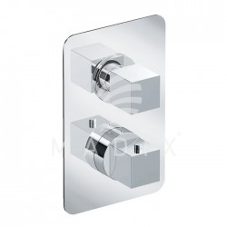 Eurorama Bateria prysznicowa termostatyczna Shine PE750055QMESLR (1 wyjście)