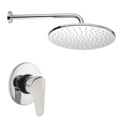 Komplet prysznicowy z deszczownicą UNIKA UK 61