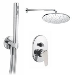 Kompletny zestaw prysznicowy/wannowy Noah NH71