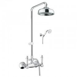 Fiore Kolumna natryskowa z baterią prysznicową Gioielli 08 CR 0620