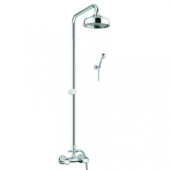 Kolumna natryskowa z baterią prysznicową Fiore XT Sky 17 0614 90