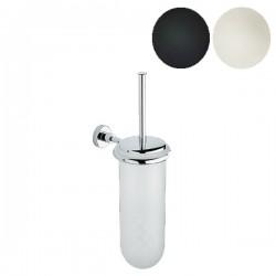 Bagno Associati Szczotka WC wisząca szklana Tecno TE223