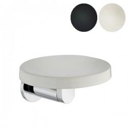 Bagno Associati Mydelniczka ceramiczna wisząca Carmen CR 12251 CHROM