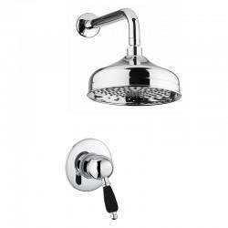 Zestaw prysznicowy Fiore Imperial Black 89 CR 5136