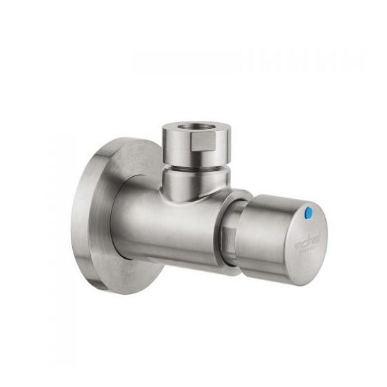 IDRAL H2O kurek ścienny natryskowy, czasowy, natynkowy, chrom 08130/E