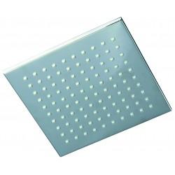 EURORAMA deszczownica ścienna kwadratowa 195mm R50003