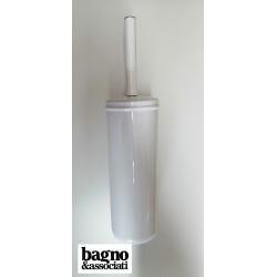 Bagno Associati STUDIO szczotka WC wisząca biała ST22103