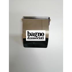 Uchwyt na papier z klapką Bagno&associati Stanza ST236