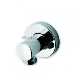 Sphera Podtynkowe mocowanie do węża prysznicowego PA 3150 chrom