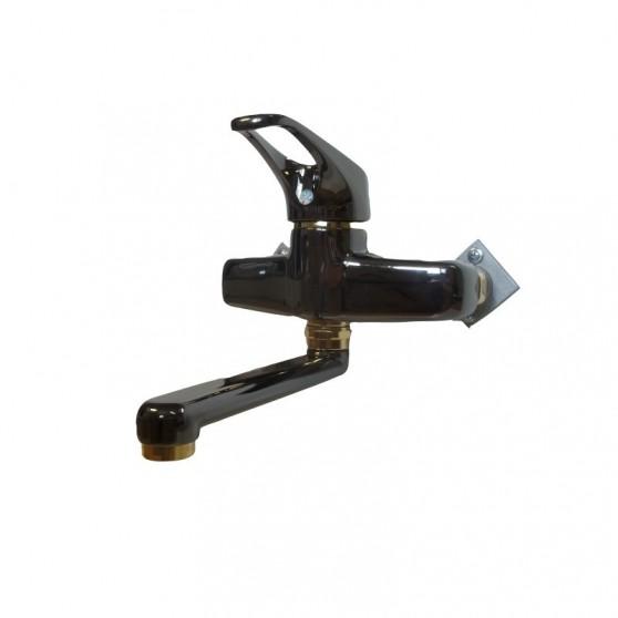 Bateria umywalkowa grafit/złoto FRISONE EMPTY EM2023